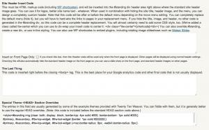 HTMLやCSSの詳細変更ー2010Weaver