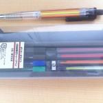 「8色鉛筆芯シャープペン」で手軽にキレイなマインドマップ