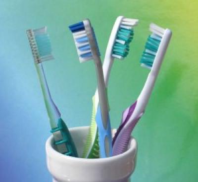 歯ブラシ案